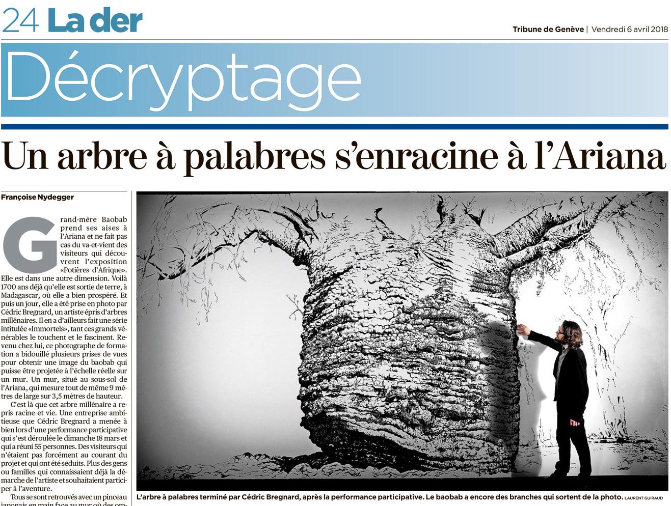 Décryptage | Tribune de Genève